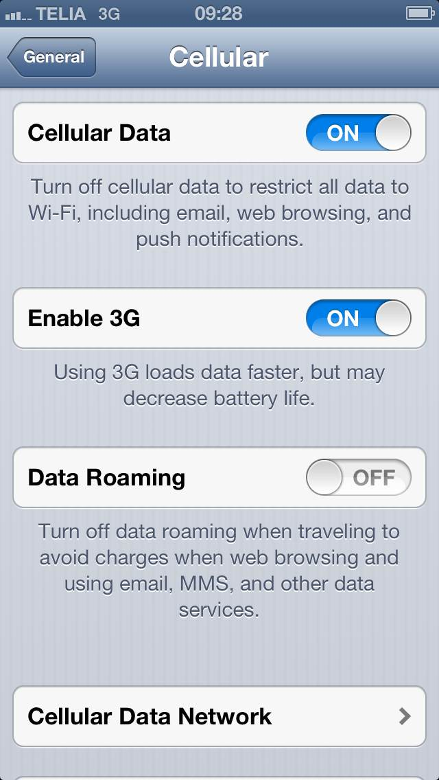 """Just Say """"NO!"""" to Roaming iPhone Charges!"""